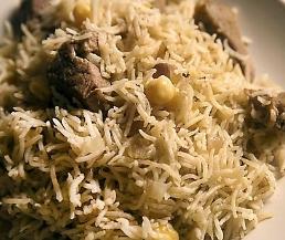 أرز بدفين
