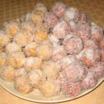كعابر الجوز الهند، الحلويات التونسية