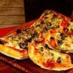البيتزا السريعة