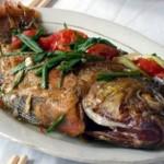 طريقة إعداد سمك مشوي