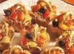 المطبخ الجزائري - وصفة حلويات سلات الفاكهة