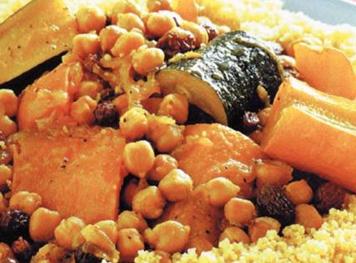 المطبخ الجزائري - وصفة الكسكسى