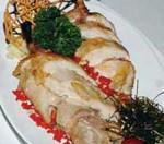 دجاج شرقي مسحب رول من المطبخ اللبناني