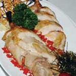 طريقة عمل دجاج شرقي مسحب رول من المطبخ اللبناني
