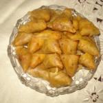 بريوات رمضان باللوز والعسل