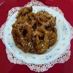 حلويات مغربية، الشباكية