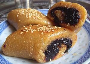 صورة  مقروظ بالتمر - الحلويات المغربية