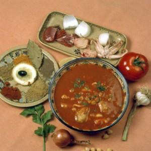 مرقة بروكلو - الأكلات التونسية