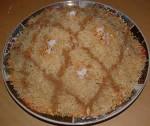 صورة السفة شعرية مبخرة بالدجاج وصفات الطبخ المغربي أطباق الدواجن