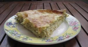طاجين ملسوقه من الأكلات التونسية