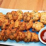 كويرات السمك أطباق السمك  المغربي