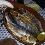 وصفات من الطبخ المغربي صينية السمك بالفرن