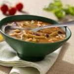 حلالم جارية بالفول و الجلبانة،حساء المطبخ التونسي