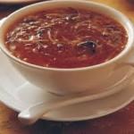 حلالم بالدبابش و الخضرة،حساء المطبخ التونسي