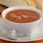 نواصر جارية بالخضرة، حساء المطبخ التونسي