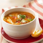 محمص جاري بالوزف,حساء المطبخ التونسي