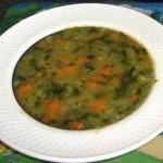 برودو بالخضرةالمرحية، حساء المطبخ التونسي