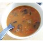 برودو بالخضرة و مخ العظم، حساء المطبخ التونسي