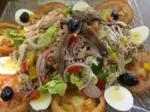 مقبلات المطبخ التونسي، سلطة نية حلق