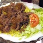اللحوم التونسية، كفتة باللحم