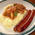اللحوم التونسية، مرقاز لحم و كبدة