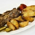 اللحوم التونسية، شرائح لحم مكفنة