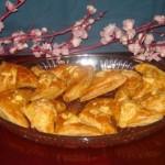 مقبلات المطبخ التونسي، صمصة مالحة
