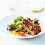 اللحوم التونسية، مرقاز علوش مشوي