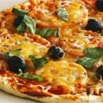 المعجنات الجزائرية: بيتزا