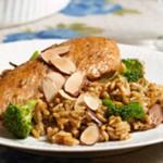الأرز الجزائري، أرز بالدجاج و الخضر