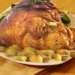 الدواجن التونسية، دجاج محشي محمر