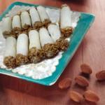 حلويات مغربية، أصابع اللوز و الجلجلان
