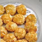 حلويات مغربية، غريبة برقائق اللوز