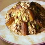 الحلويات التونسية، المحكوكة