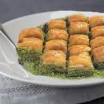 بقلاوة الفستق، الحلويات التونسية
