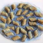 طاجين اللوز، الحلويات التونسية
