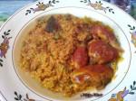 أرز مفور بالدجاج
