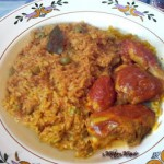 الأرز التونسي، أرز مفور بالدجاج
