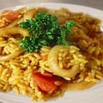الأرز التونسي، أرز بالكلمار