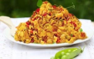 أرز أزعر بالجلبانة