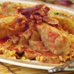 الأرز التونسي، أرز بالدجاج