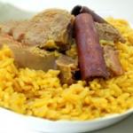 الأرز التونسي، أرز بالعلوش