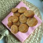 حلوى مورقة باللوز، المقبلات المغربية