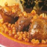 بكبوكة مغربية أو بكبوكة من المطبخ المغربي