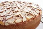 كعكة اللوز