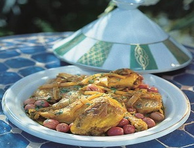 tajin-ezzouhou-marocaine