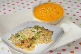 أطباق رمضانية: شوربة البقول، مكرونة بالبشاميل و فلفل بسلطة بابا غنوج