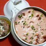 أطباق رمضانية: شوربة مكسيكية، قبب البطاطا و سلطة الملفوف بالمايونيز
