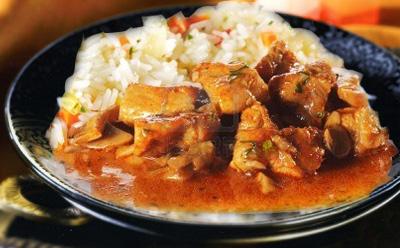 أرز بالكبدة والطحال