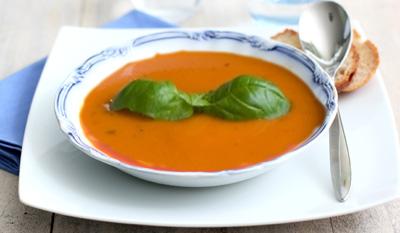شوربة طماطم